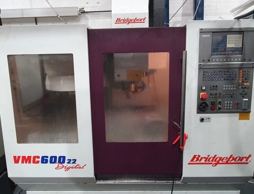 New Machining Centre